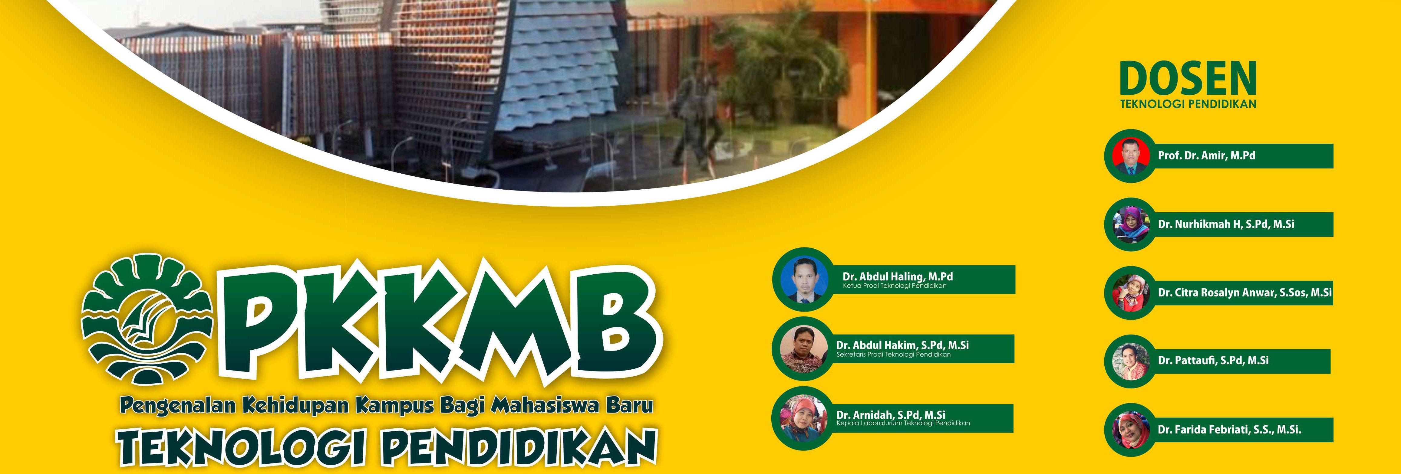 PKKMB Teknologi Pendidikan 2018